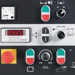 Calibradora FW 950 CLASIC [ FELDER ]