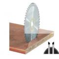 Hoja D160 para sierra circular HK55 [Festool]