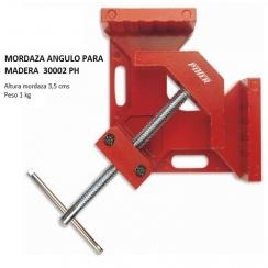 Mordaza De Angulo Madera  30002 [ PIHER ]