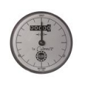 Reloj Indicador Altura de Regrueso [FELDER]