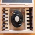 SET Cabezal universal Perfil 40 mm para tupi [Felder]